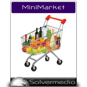 POS management for Minimarket