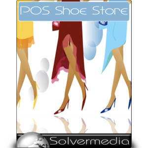 Solvermedia POS software for managing Shoe and shoe stores
