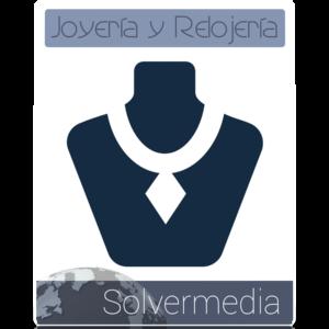 Software TPV para Joyerías, Relojería y Bisutería Solvermedia