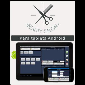 App TPV Android para gestión de Peluquerías