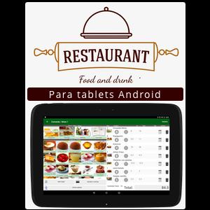 App Android TPV - POS Restaurantes y Hostelería