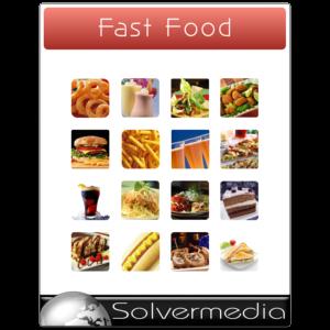 Solvermedia Software TPV para restaurantes de Comida Rápida Fastfood