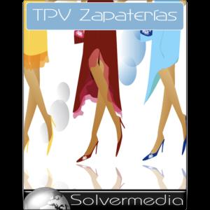 Solvermedia Software TPV para Zapaterías y tiendas de Calzado