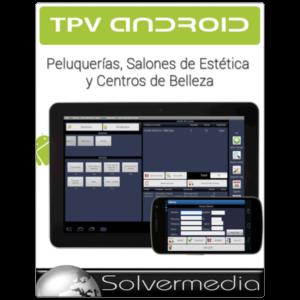 TPV Android para Peluquerías, Salones de estética y Centros de belleza