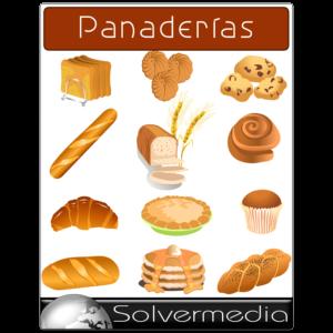Programa TPV para Panaderías y Pastelerías Solvermedia