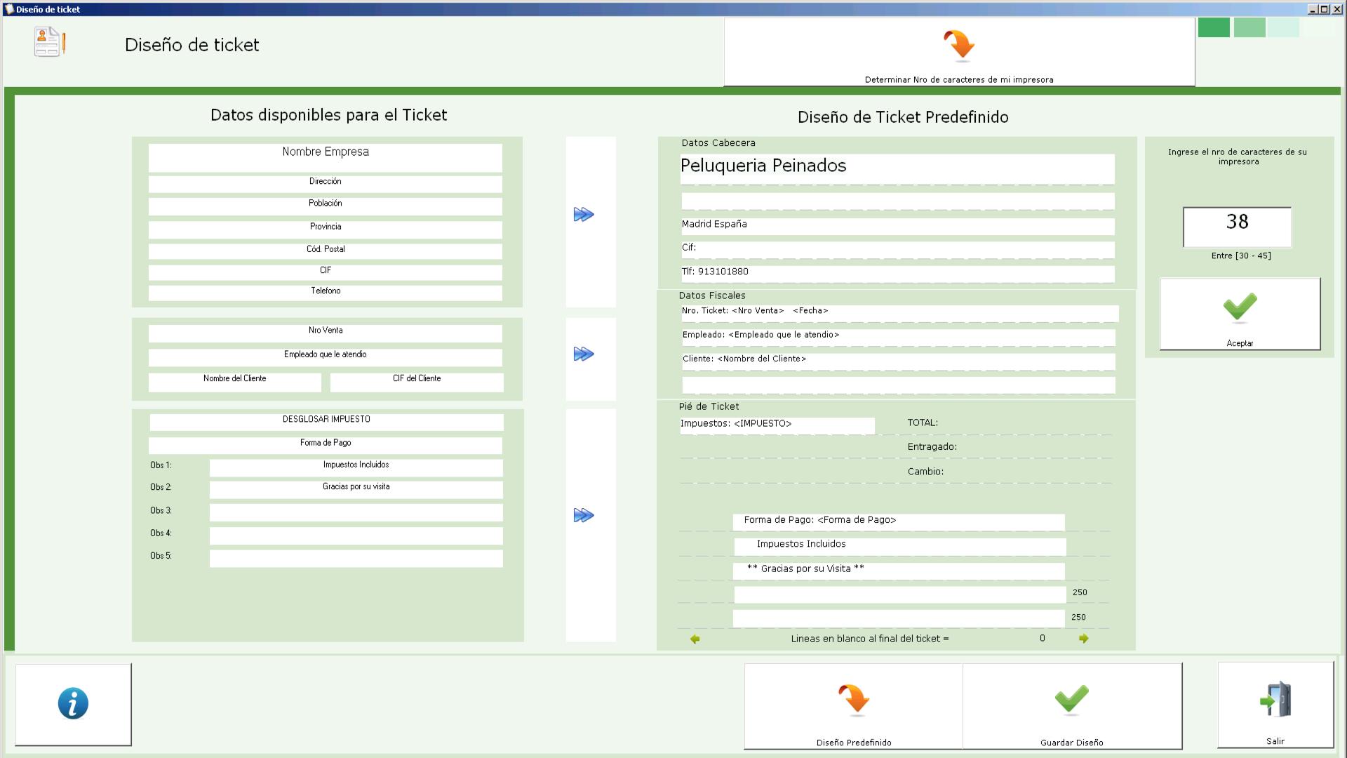 Software tpv para gesti n de peluquer as solvermedia - Caja espana oficina virtual clientes ...